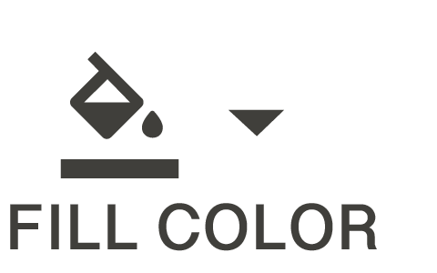 fill color tool