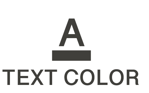 text color tool