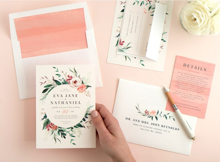 Wedding Invitations And Save The Dates The Knot