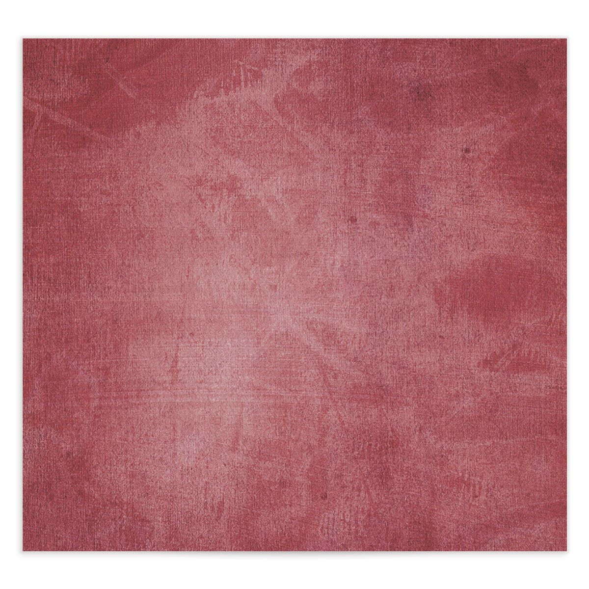 Muted Floral envelope liner red