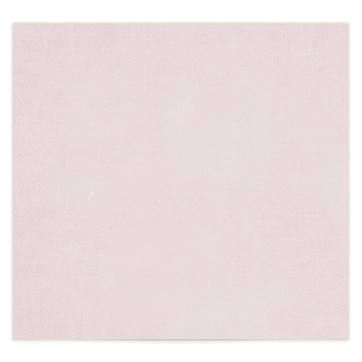 Watercolor Crest envelope liner pink