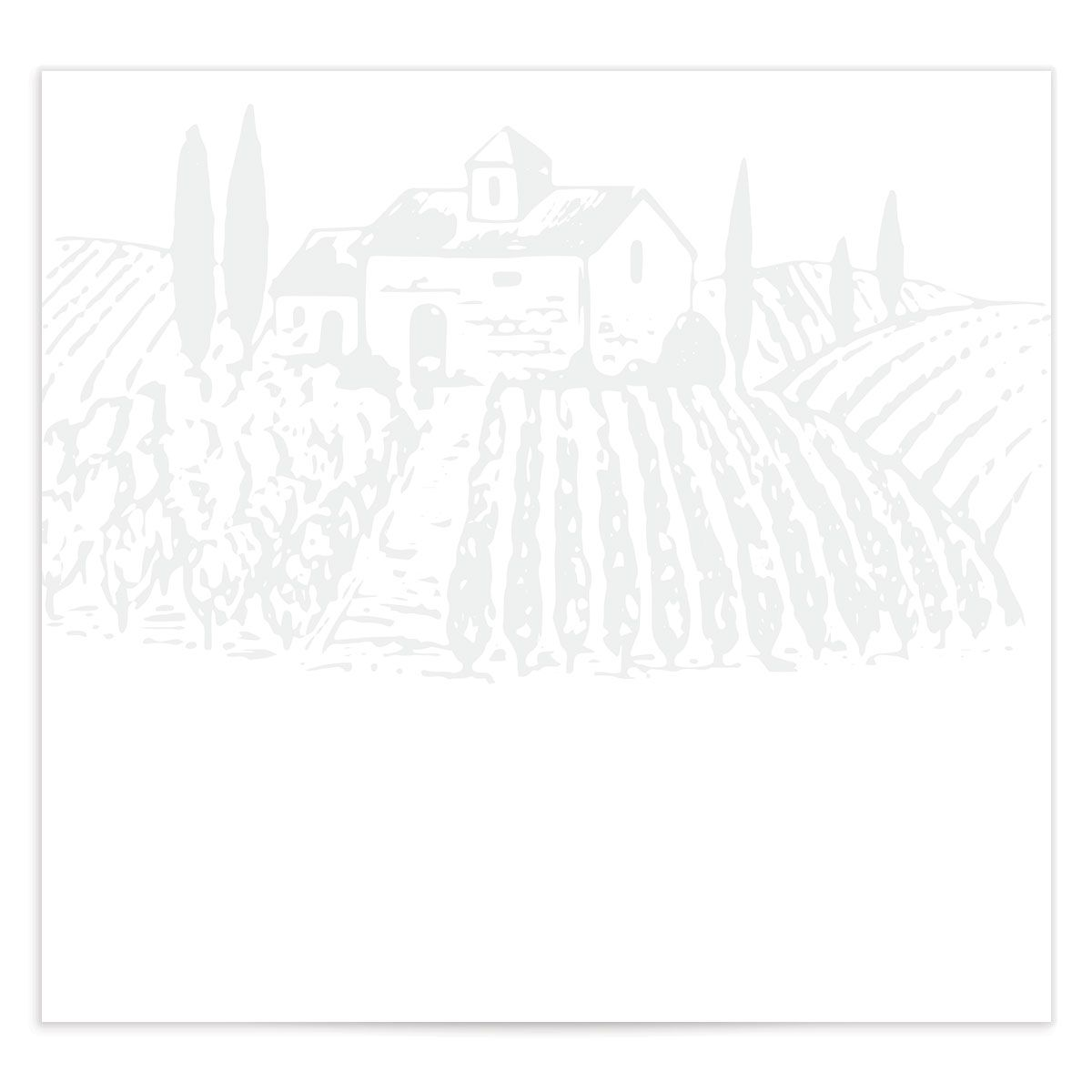 Classic Landscape DIY envelope liner in Vineyard