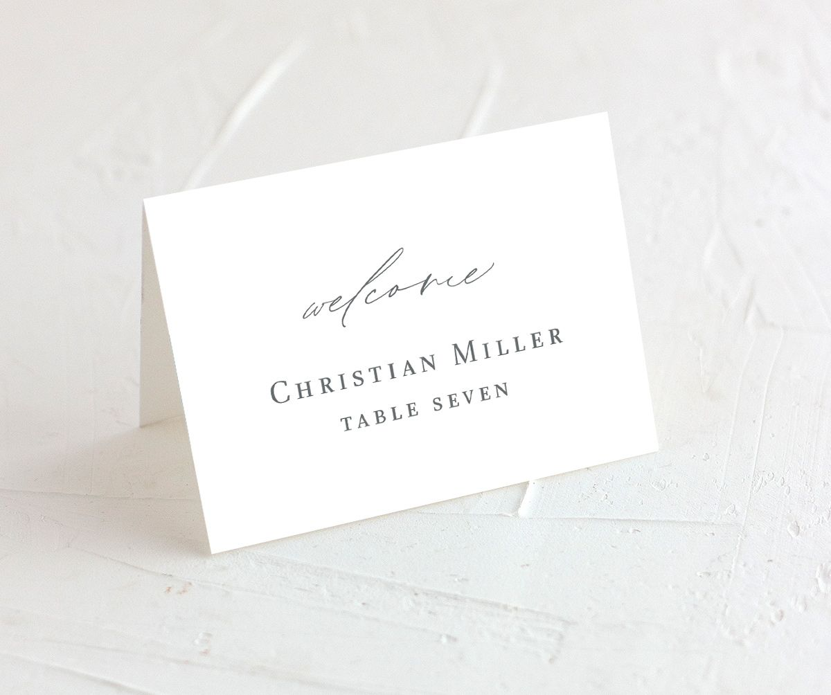 Classic Landscape Place Card Merch