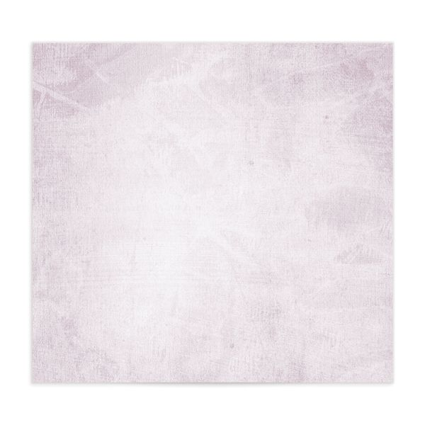 Muted Floral envelope liner purple