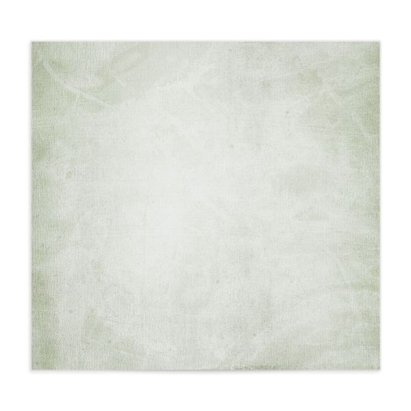 Muted Floral envelope liner white