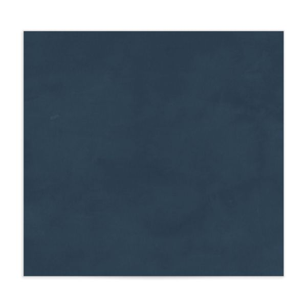 Gold Calligraphy envelope liner blue