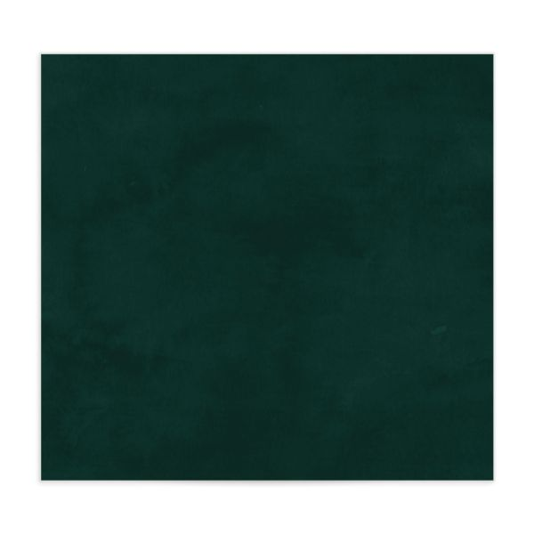 Gold Calligraphy envelope liner green