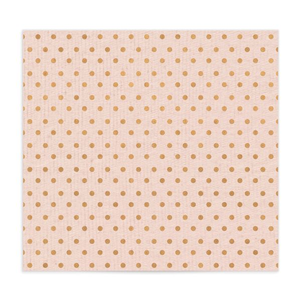 Painterly Blooms envelope liner pink