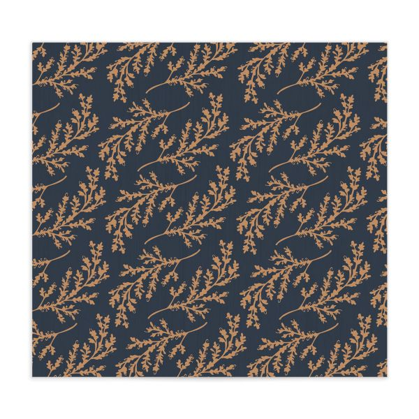 Rustic Chic envelope liner blue