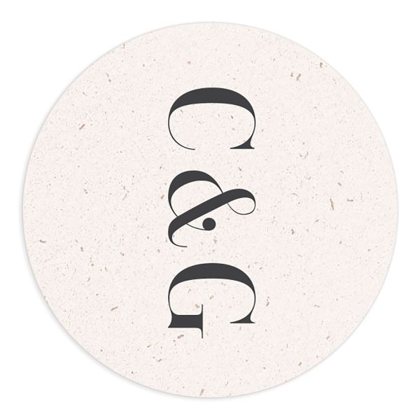 Minimal Chic Sticker Labels