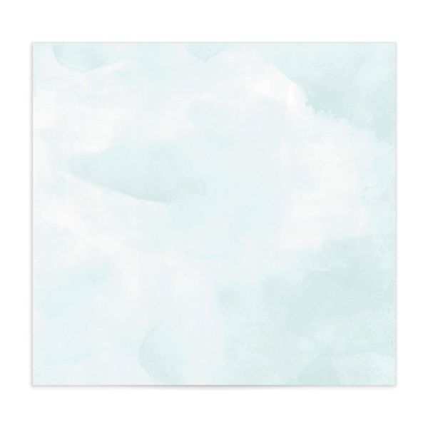 Elegant Beach envelope liner blue