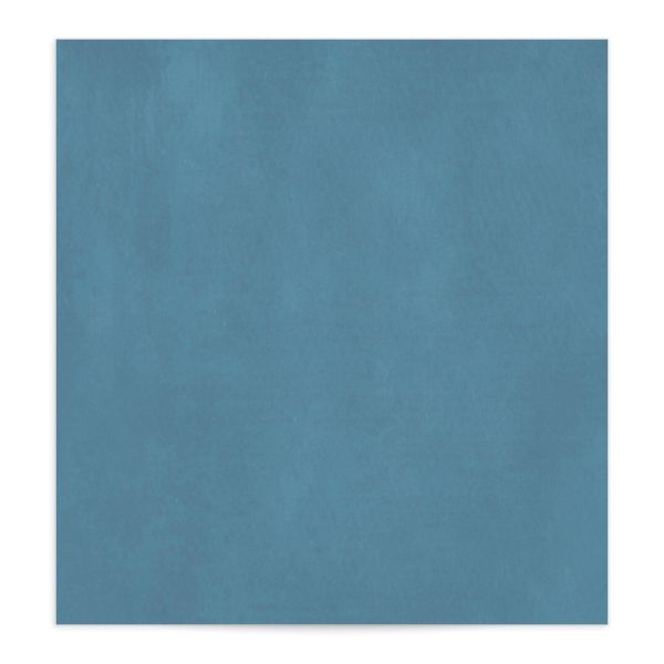Organic Luxe envelope liner blue