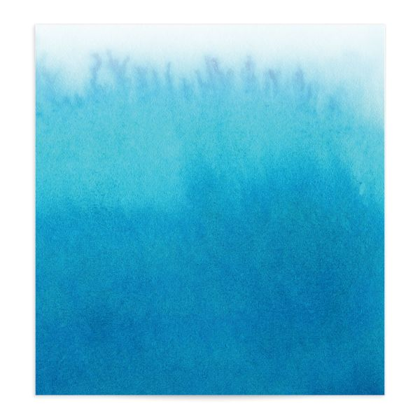 Painted Ethereal Envelope Liner blue
