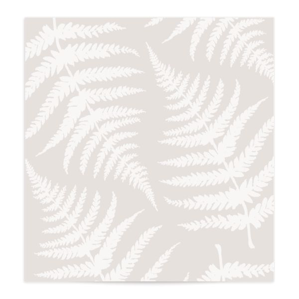 Woodsy Ferns envelope liner