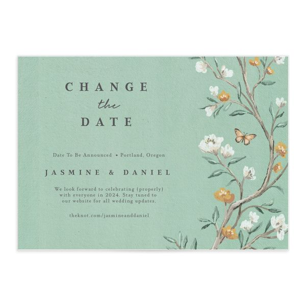 Decorative Garden Change the Date Cards
