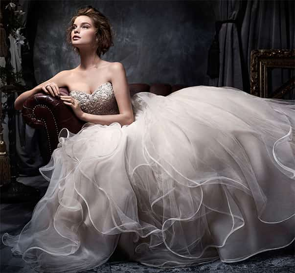 Wedding dresses for Designer brand wedding dresses